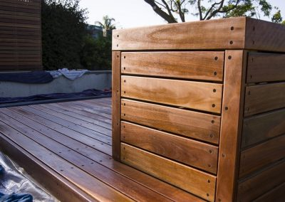 Spotted Gum Deck – Henley