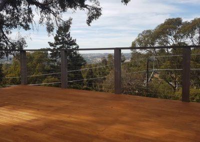 Treated Pine Deck Reclad, Bridgewater