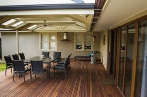 Karri Deck, Tea Tree Gully