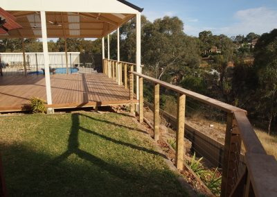 Spotted Gum Deck – Golden Grove