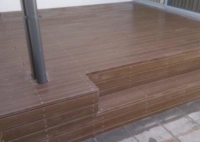 Black Bean Modwood Deck