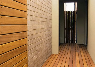 Blackbutt Deck, Screen, Gate and Ramps