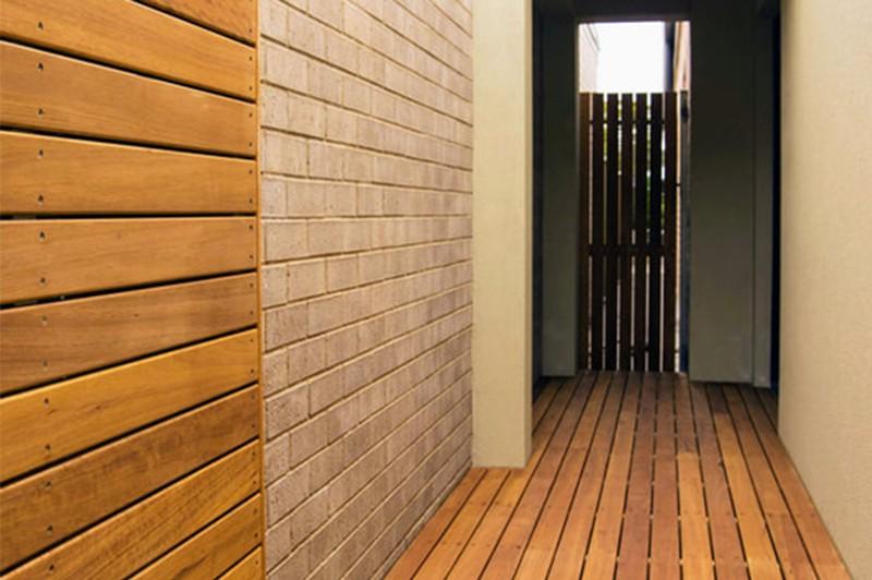 Blackbutt Deck, Screen, Gate and Ramps