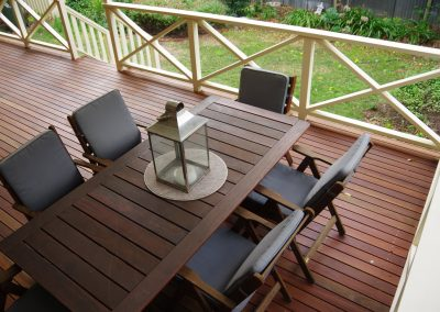 Pergola, Deck and Stairs, Prospect