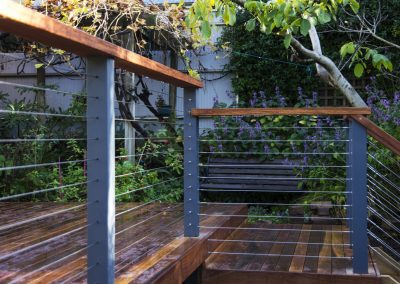 Spotted Gum Deck, Gilberton