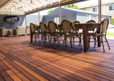 River Red Gum Deck, Brooklyn Park