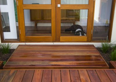 Spotted Gum Deck, Kingswood