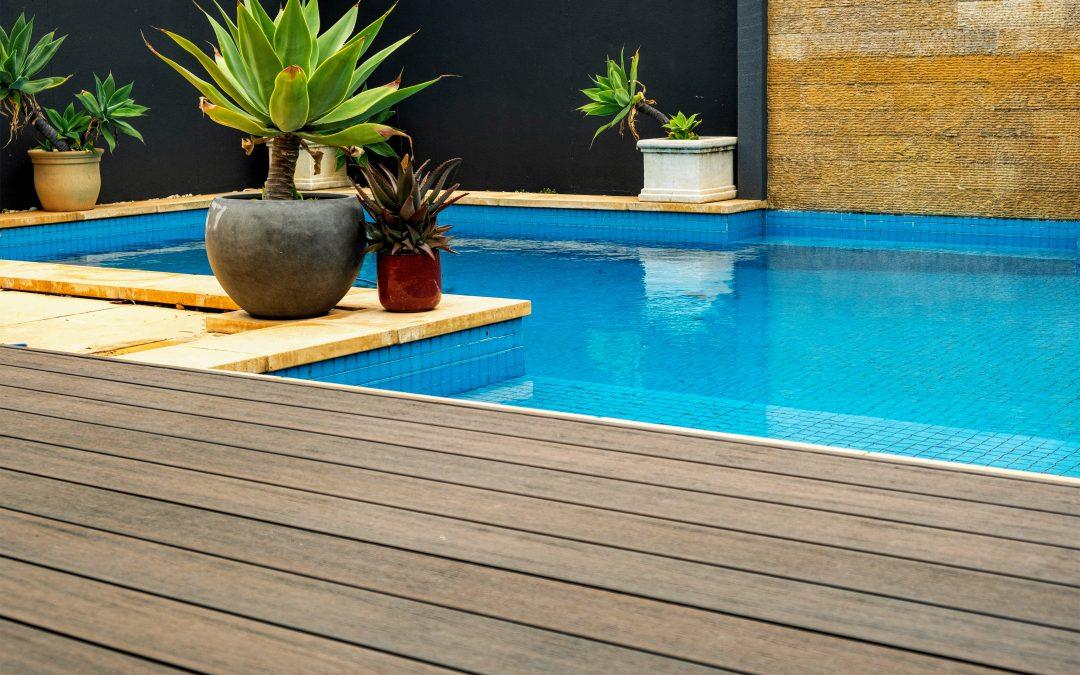 Lulu, NewTechWood pool deck
