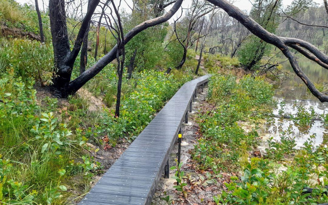 Bushland Park, Lobethal